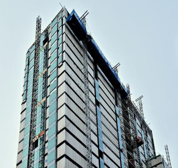 Windsor House redevelopment, Belfast - December 2017(6)