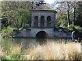 SJ3189 : Pavilion, Birkenhead Park, Birkenhead by Graham Robson
