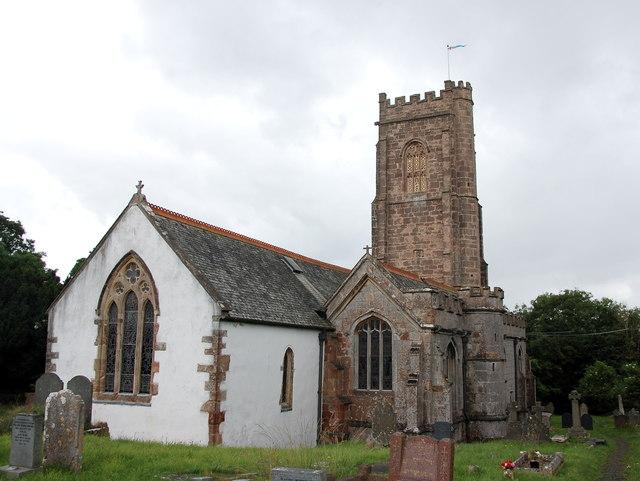 St Decuman's Church,. Watchet