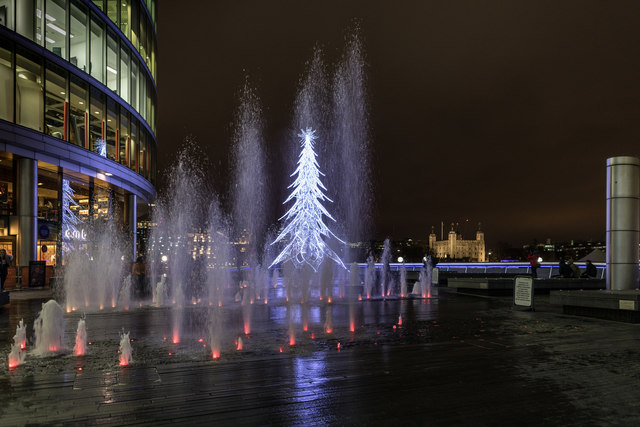 Christmas Tree London SE1