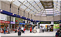 SU7173 : Reading station, new concourse 2005 by Ben Brooksbank