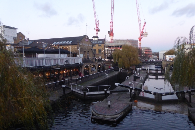 Canal at Camden Lock