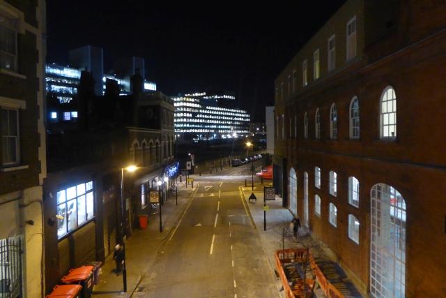 Warner Street