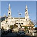 SE2934 : Leeds Civic Hall by Alan Murray-Rust