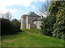 NS3421 : Craigie House, Ayr by Humphrey Bolton