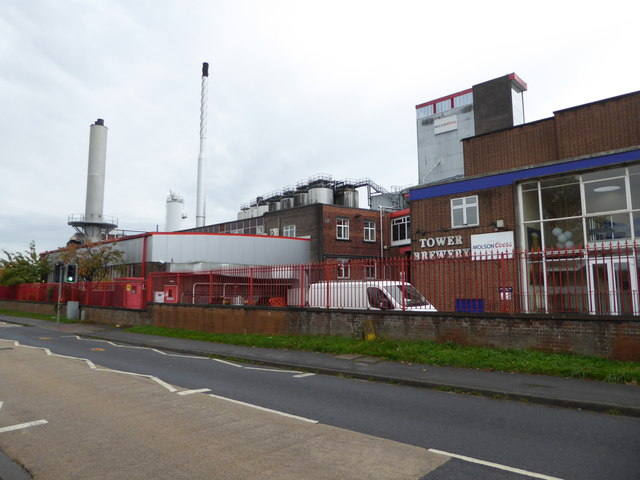 Molson Coors Tower Brewery, Tadcaster
