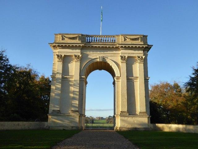 The Corinthian Arch, Stowe