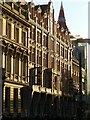 SE2933 : Park Row House in a different light by Alan Murray-Rust