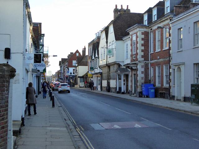 Crane Street, Salisbury