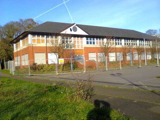 Demolishing Bolsover District Council Offices