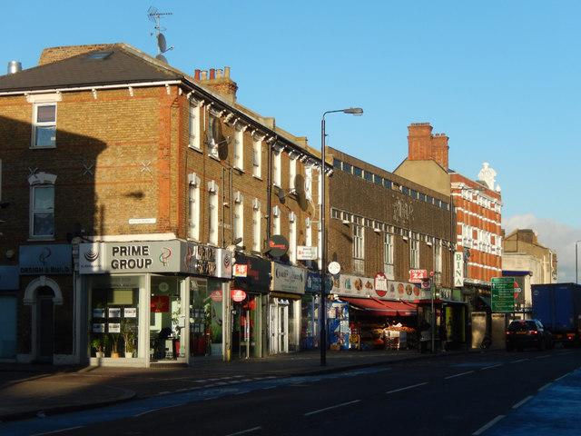 Upper Tooting Road