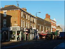 TQ2772 : Upper Tooting Road by Stephen McKay