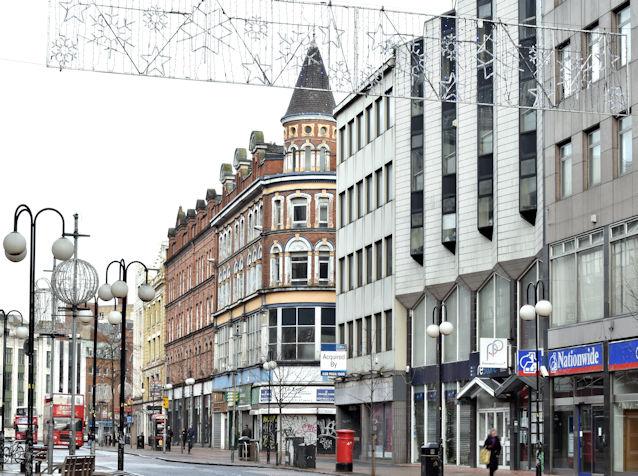 Nos 55-63 Royal Avenue, Belfast - December 2017(1)