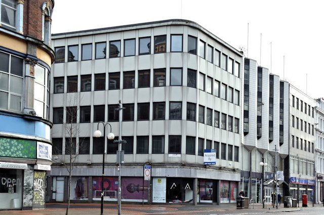 Nos 55-63 Royal Avenue, Belfast - December 2017(2)