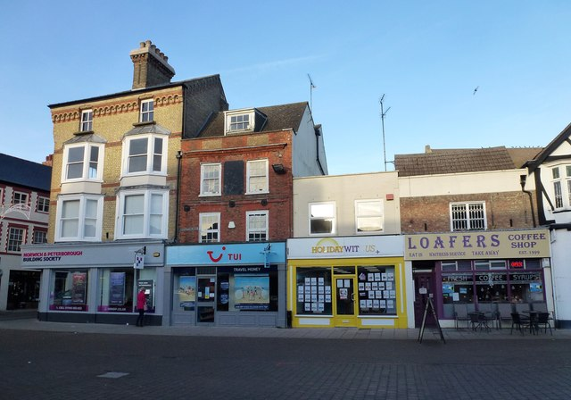The Market Tavern (Site of) - Public Houses, Inns and Taverns of Wisbech