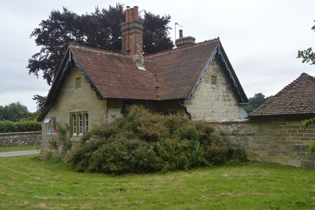 North West Lodge. Balcombe Place