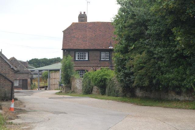 Bowder's Farmhouse