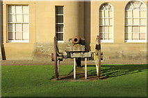 NS2310 : Cannon at the Castle, Culzean by Billy McCrorie