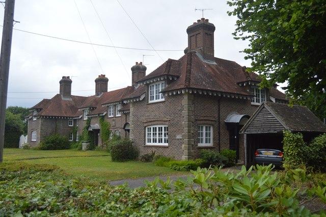 Houses on Haywards Heath Rd