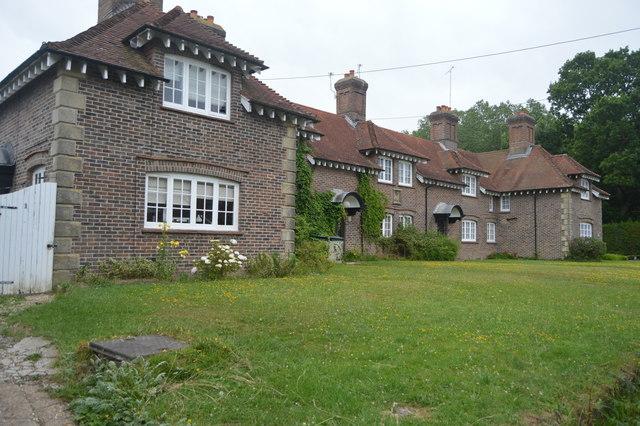 Balcombe Estate Houses