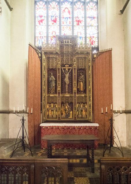 St Peter, Sudbury - Sanctuary