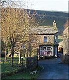 SD9772 : Village Store, Kettlewell by Trevor Littlewood