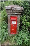 TQ3129 : Victorian Postbox by N Chadwick