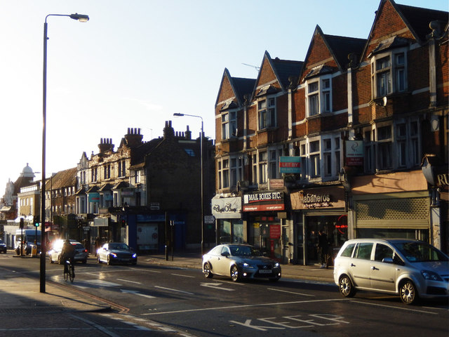 Upper Tooting Road