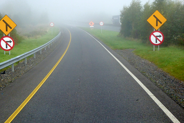 Sliproad onto the M3 at Junction 9 (Navan)