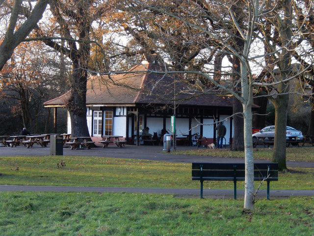 Tooting Bec Common Café