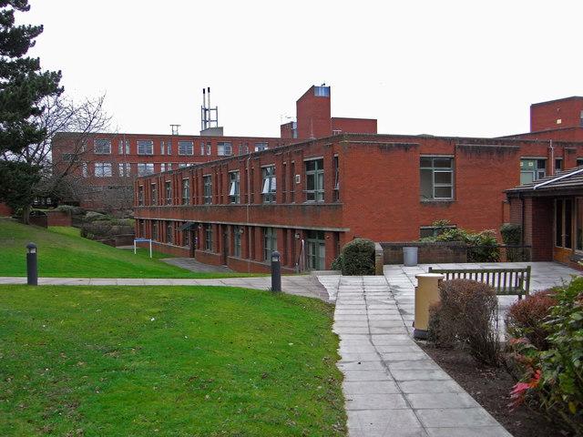 Worcestershire Royal Hospital - Aconbury unit