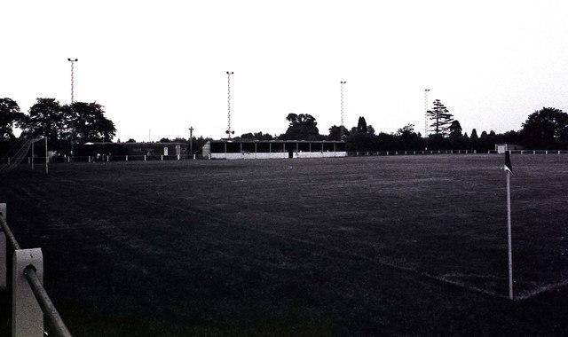 London Road Ground in Moreton-in-Marsh