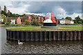 SX9291 : Buoy by Ian Capper