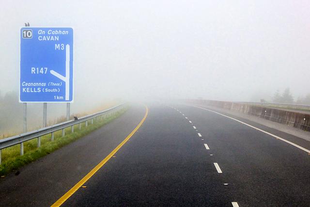 M3 Motorway near Cookstown