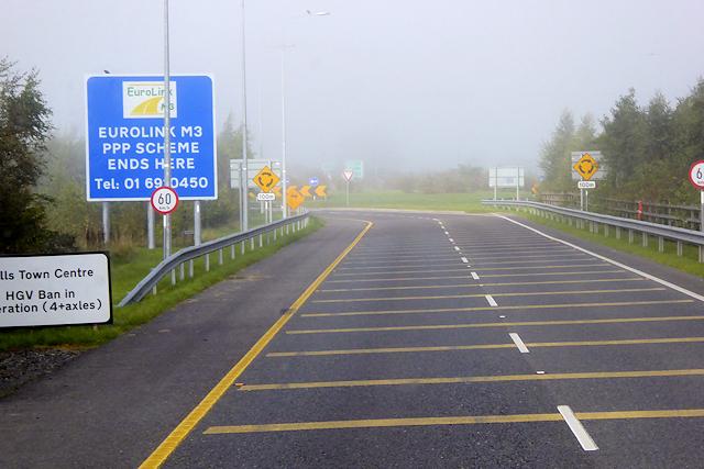 Eurolink M3 Ends Here