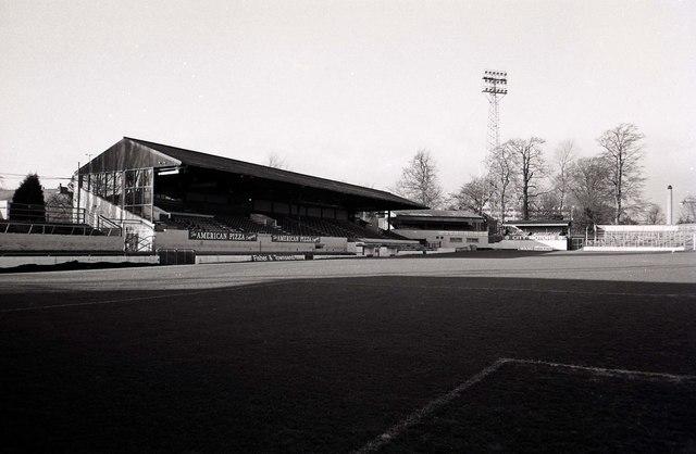The Manor Ground