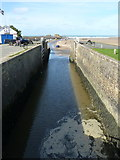 SS2006 : Bude sea-lock by Richard Law