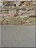 SS2006 : OS benchmark - Bude, wharf building on Vicarage Road by Richard Law