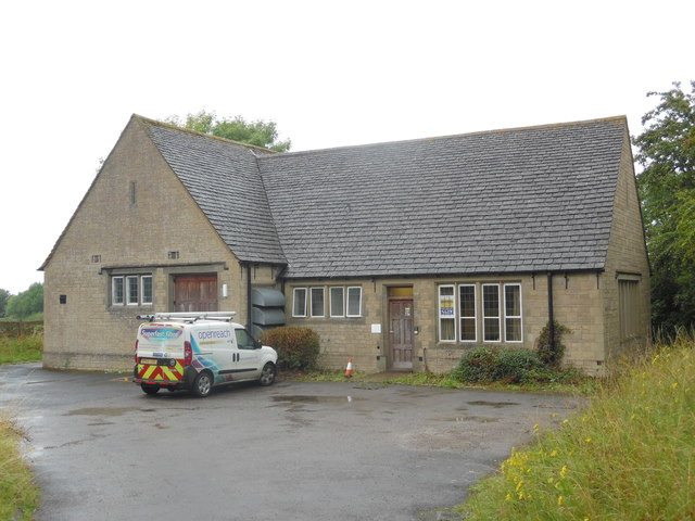 Witcombe Telephone Exchange