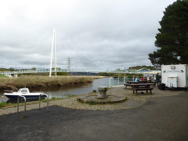Town Quay, Newton Abbot