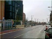 SO9198 : Stafford Street Scene by Gordon Griffiths