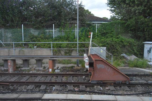 Outside Beckenham Junction Station