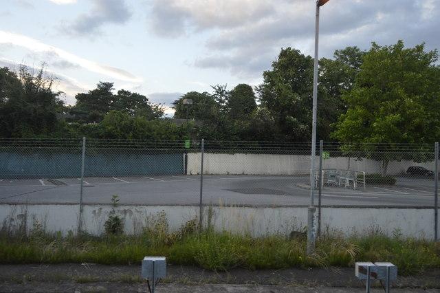 Car park near Beckenham Junction