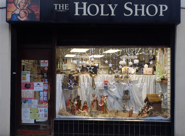 The Holy Shop
