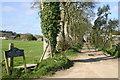 TG1140 : Drive down to Breck Farm by Shaun Ferguson