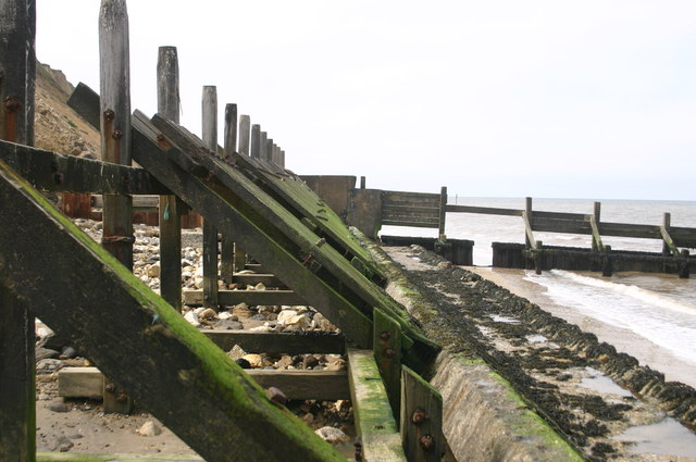 Old Coastal Protection