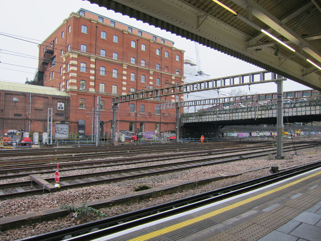 Railway at Royal Oak