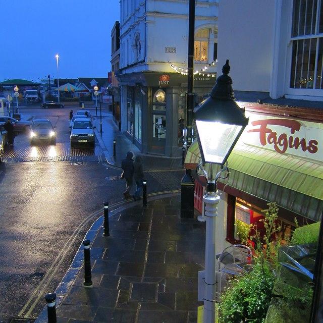 Fagins, George Street