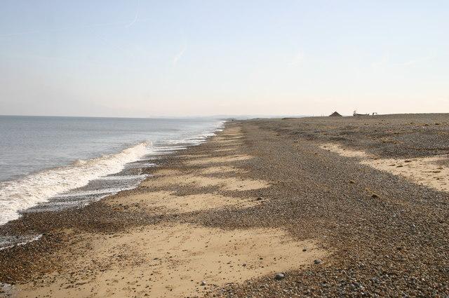 Cley Eye Beach