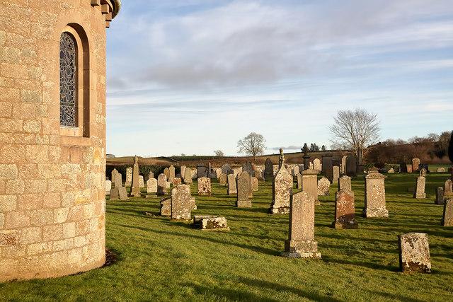 Lilliesleaf Parish Churchyard